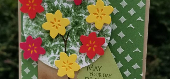 NC Demos August 2019 Blog Hop – Stop & Smell the Flowers